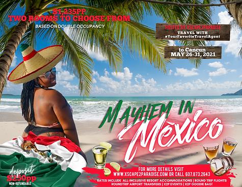 MAYhem in Mexico