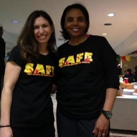 S.A.F.E. DC Women's T-Shirt