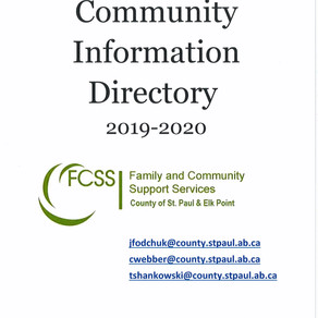 Community Information Directory