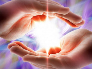 """Сессия с практиком Grace Healing """"Activation of Light"""""""