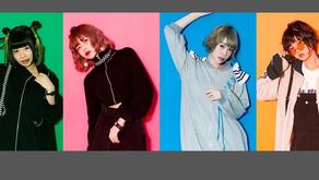【IRIS MONDE】日本一パリピなエレクトロガールズバンド