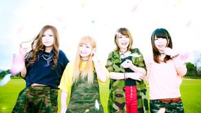 【PICKLES】パワフル系ポップガールズバンド