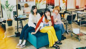【Hump Back】心地よい音を奏でる大阪発の3ピースガールズバンド