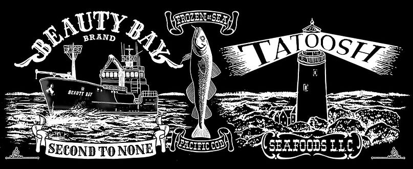 Tatoosh Seafoods LLC, sea food, beauty bay, commercial fishing, alaska, salmon, cod, fresh,