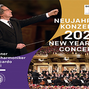 Sony Classical Releases the 2021 New Year's Concert with the Vienna Philharmonic and Riccardo Muti
