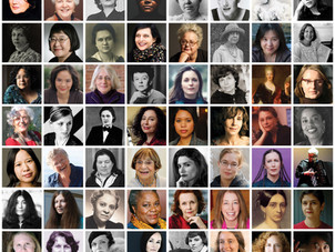 Pianist Sarah Cahill's new program The Future is Female features 50+ women composers from around