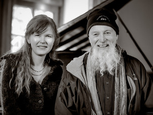 Sarah Cahill performs at Terry Riley festival (Aug 27) and announces Riley box set release