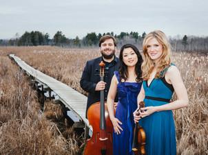 Jan 5: Neave Trio performs Bernstein, Steinberg, Paterson in all-American program at DiMenna Center