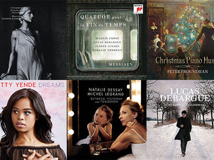 Sony Masterworks Announces US Classical Releases for November