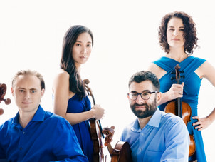 Chiara String Quartet Announces Farewell Concert Season 2017-2018