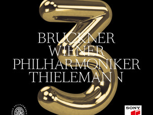 Sony Classical releases Bruckner's Symphony No. 3 - Christian Thielemann and the Vienna Philharmonic