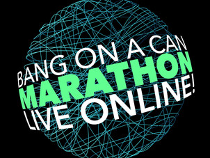 Bang on a Can Marathon - All Commissions, All World Premieres - Live Online Feb. 21 from 1pm-5pm ET