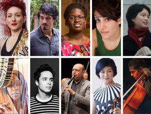 """American Composers Orchestra announces """"Connecting ACO Community"""" - a new solo commissioni"""