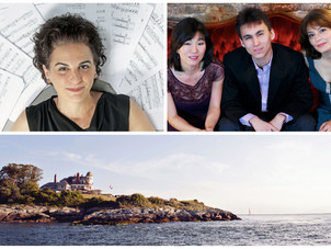 Newport Music Festival Presents Stacy Garrop World Premiere Performed by The Boston Trio on July 12