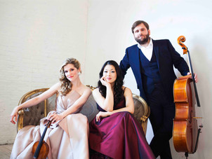 Neave Trio Gives Multimedia Livestream Concert with Music by Clara Schumann, Jennifer Higdon, & more