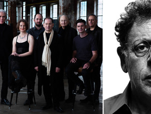 Philip Glass Ensemble to perform at Philip Glass Institute Launch Event - Jan 6