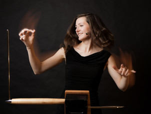 Now booking thereminist Carolina Eyck - Orchestra Performances