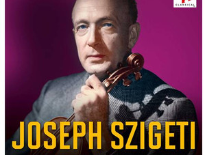 Sony Classical Announces Upcoming Box Set Releases in April 2021 - Szigeti, Rodzinski, and Bernstein