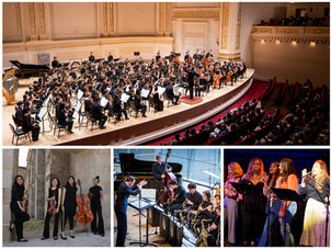 New York Youth Symphony Announces its 57th Season - Concerts at Carnegie Hall, Jazz at Lincoln Cente