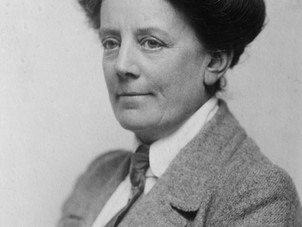 "Dame Ethel Smyth's many ""firsts"" as a woman composer"