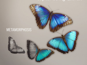 Jupiter String Quartet Announces New Album - Metamorphosis - Featuring Works by Beethoven and Ligeti