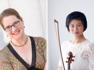 Jan 15: Lisa Bielawa's violin concerto Sanctuary given World Premiere by Jennifer Koh and Orland