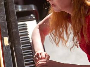 Dec 10-14: Pianist Sarah Cahill Continues Lou Harrison Centennial Tour in Central Florida
