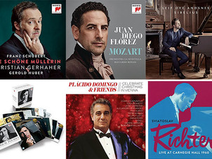 Sony Masterworks Announces US Classical Releases for October