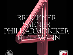 Sony Classical releases Bruckner's Symphony No. 4 - Christian Thielemann and the Vienna Philharmonic