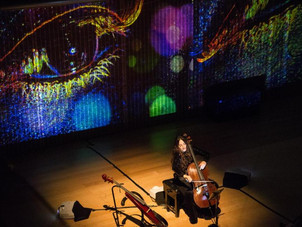 Maya Beiser Receives Glowing Boston Globe Review for Labyrinth