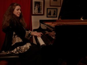 Simone Dinnerstein gives Virtual Concerts for Duke Performances (Jan. 30) and Meany Center (Feb. 12)
