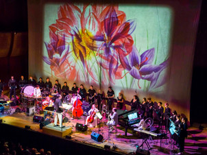 Bang on a Can All-Stars perform Julia Wolfe's Pulitzer Prize-winning work Anthracite Fields at Carne