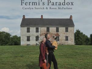Sono Luminus ReleasesFermi's Paradox - Carolyn Surrick & Ronn McFarlane