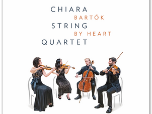 Chiara String Quartet's Bartók By Heart Given Stellar Review by The Strad