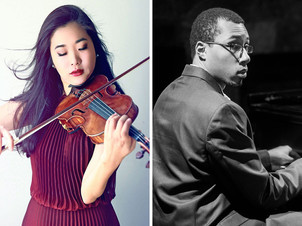 August 5: Violinist Kristin Lee and Pianist Jeremy Jordan Presented by Marly Music
