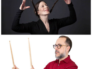 Bang on a Can and The Noguchi Museum Present Meredith Monk & John Hollenbeck