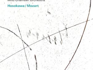 ECM New Series Releases Piano Concertos by Hosokawa and Mozart featuring Momo Kodama and Seiji Ozawa