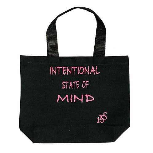 Intentional State Of Mind Girls Tote