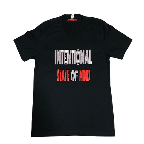 Intentional Sate Of Mind (ISOM) Unisex V neck