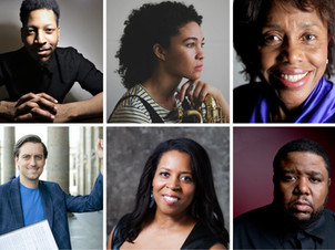 New Music USA Announces Six Composers and US Orchestras selected for its Amplifying Voices Program