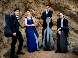 Telegraph Quartet Presents ChamberFEAST Taiwan: A festival of education, engagement, and performance