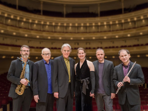 Now booking the Philip Glass Ensemble for performances January 2020 and later