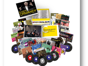 Sony Classical releases Eugene Ormandy and The Philadelphia Orchestra - The Columbia Legacy