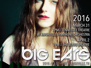 Maya Beiser in Two Concerts at Big Ears, March 31 & April 2