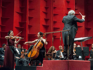 Jan 13: Kristin Lee Returns to the Orquesta Sinfónica Nacional de República Dominicana