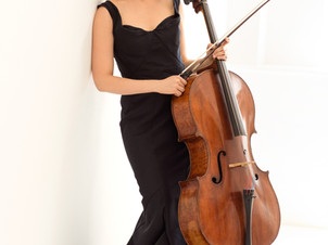 May 7: Inbal Segev performs world premiere of Dan Visconti Cello Concerto with California Symphony