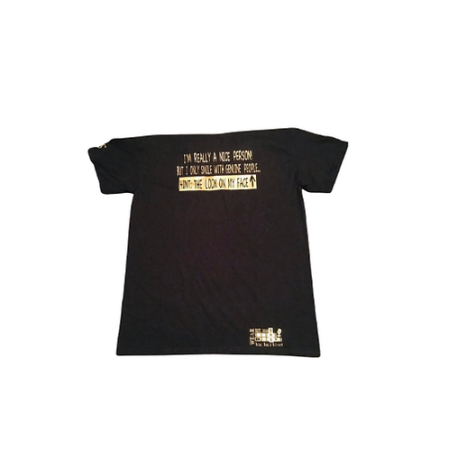 "Unisex ""Genuine People"" T-Shirt"