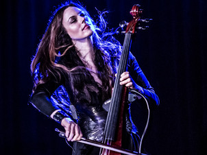 Cellist Maya Beiser makes solo debut at 2018 BBC Proms