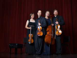 Cypress String Quartet's Final Call & Response Concert, March 11