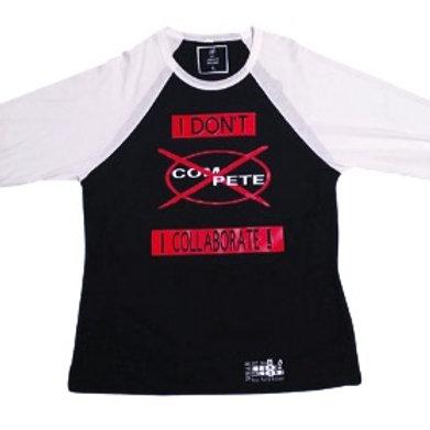 """Unisex """"No Compete"""" T-Shirt"""